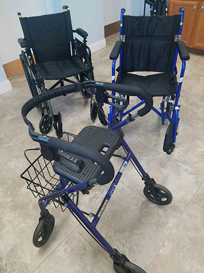 Medical Equipment Loans   Suffield Community Aid
